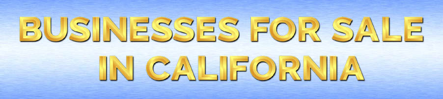 Businesses for Sale in California Logo